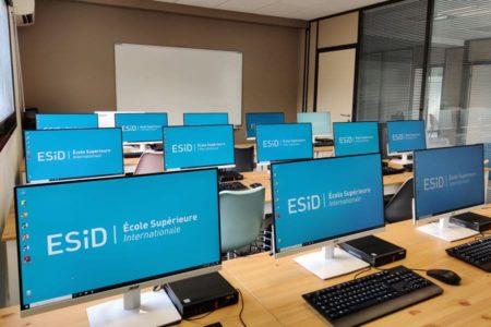 ESiD Fréjus - Salle Informatique