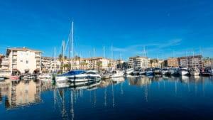 Port Fréjus - Vacances