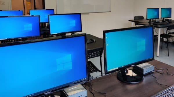 Laboratoire Informatique fini -ESiD-Nice
